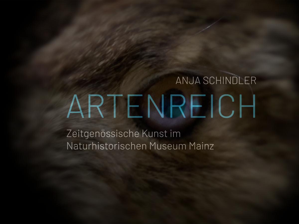 Artenreich – Titel der Ausstellungsdokumentation
